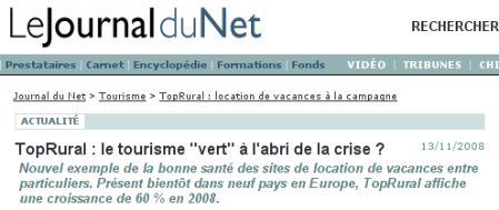 toprural-le-journal-du-net